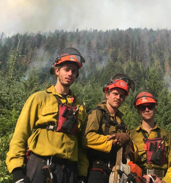 Employment - Apex Forest & Wildfire Services
